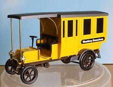 Cursor Modell 982, Maßstab 1:35 passend zu Spur 1, Erster Büssing Omnibus 1904