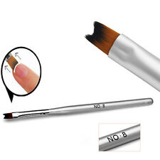 DIY French Nail Art Manicure Brush Pen Tool Acrylic Painting Drawing For Women