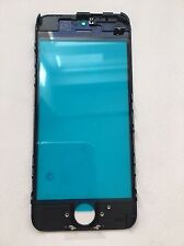 iPhone 5C Glas Scheibe Displayglas inkl. Rahmen / cold press frame schwarz black