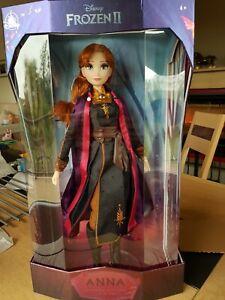 Anna Frozen 2 II Limited Edition Doll Disney