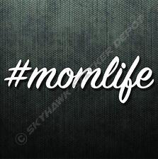 Mom Life Sticker Vinyl Decal #momlife Sticker JDM Sticker Mother's Day sticker