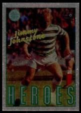 Futera Celtic Fans' Selection 1997-1998 (Chrome) Jimmy Johnstone #73