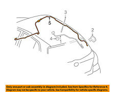 TOYOTA OEM 07-11 Yaris-Radio Antenna Cable 8610152340