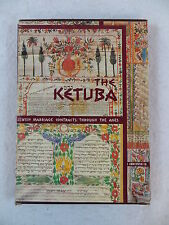 David Davidovitch THE KETUBA Jewish Marriage Contracts Through The Ages