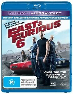 Fast & Furious 6 Brand New Sealed, Free Post