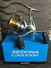 Shimano Sedona c3000dh Fi spinnrolle