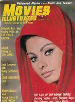 Movies Illustrated Sophia Loren Hayley Mills Deborah Kerr July 1964 070319nonr