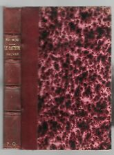 Le PASTEUR PAUVRE par ÉDOUARD ROD Littérature Sentimentale paru en 1911 à Paris