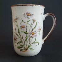 Vintage Stoneware Field Daisy Number 103 Coffee Mug Brown Speckle 8 oz Japan