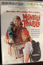 MONKEY TROUBLE CULT RARE OOP DELETED DVD R4 PAL COMEDY HARVEY KEITEL