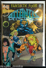 Fantastic Four Atlantis Rising #2 VF+/NM- 1st Print Free UK P&P Marvel Comics