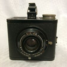 KODAK Six 20 Brownie Special Box Film Camera Untested For Parts or Display