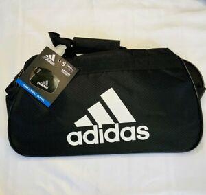 Adidas Black Gym Bag Diablo small duffel bag Adidas gym bag. Unisex gym bag