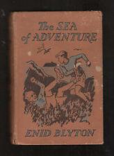 THE SEA OF ADVENTURE Enid Blyton  H/bk Australian ed