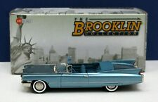 Brooklin 199 1:43 1960 Cadillac Sixty-Two Convertible Lucerne Blue VNM Boxed DB