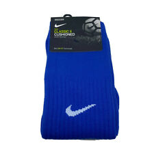 Nike Unisex Classic II Cushion Over-the-Calf Dri-Fit Soccer Socks SX5728-460
