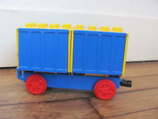 LEGO DUPLO @@ Train @@ Wagon @@ Transport Marchandises