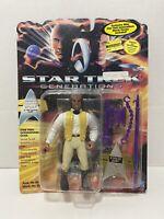 Star Trek Generations Lt. Commander Worf 19th Century Playmates Action Figure