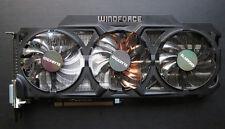 Gigabyte GeForce GTX 770 Windforce 4GB GPU Graphics Video Card NVIDIA