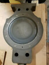 "10"" XOMOX HIGH PERFORMANCE BUTTERFLY VALVE, CLASS 300, WAFER STYLE, CARBON STEEL"
