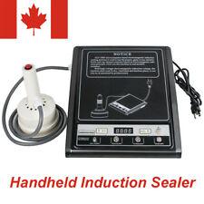 A+0.8KW-1.2KW Handheld Induction Sealer Bottle Cap Sealing Machine 20-100mm 110V