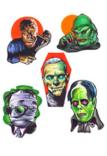 Universal Classic Monsters Wall Decor Series 1 Collection Trick or Treat Studios