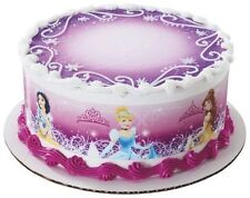 Disney Princess Edible Cake Border Decoration 3 precut strips