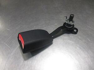 Mazda5 2006-2013 New OEM right rear seat belt buckle C2Y5-57-720B 02