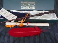 Harry Potter replica Wooden/wood wand The Magic Wand Shop wizard/witch spells