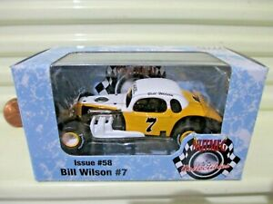 Ertl Nutmeg Collectibles 1/64 Scale COUPE MODIFIED RACE CAR Variations Nu Boxed