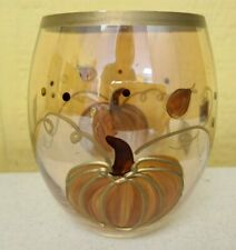 Fall Votive Candle Holder