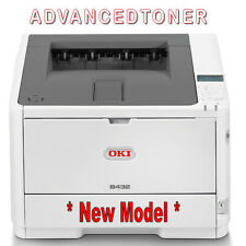 Oki B432DN Network Laser Printer with Duplex + 3 Year Wty