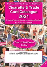 More details for 2021 cigarette & trade card catalogue