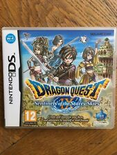 Dragon Quest IX Sentinels of the Starry Skies (unsealed) - Nintendo DS UK New!