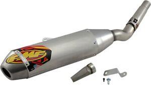 Powercore 4 Hex Slip On Exhaust FMF 042367 For 19-20 Kawasaki KX450
