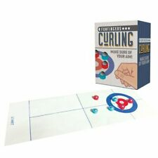 Funtime Funfingers Curling Classic Toy Game Perfect Gifts For All Kids Age 3+