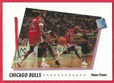🏀1992-93 Skybox Michael Jordan Game Frame Chicago Bulls Card #408🏀