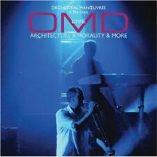 OMD - Live Architecture Morality & More CD NEU OVP