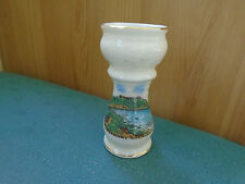 PENDENNIE POINT FALMOUTH PICTURE CORNWALL - JARDINIERE - BRITISH CRESTED CHINA