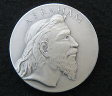 Medallic Arts Co. CT- Abraham  31.8 g. 999 Silver Medal
