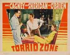 Film A3 Poster Print Torrid Zone 07