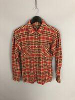 WRNAGLER Retro Shirt - Size Medium - Check - Great Condition - Women's