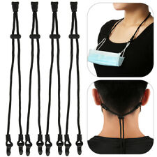 Anti-lost Protect Ears With  Clips Glasses Rope Face Lanyards Neck Straps