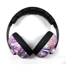 Banz NEW Girls Bubzee Ear Defenders Peace BNWT