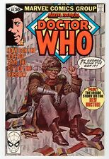 Marvel Premiere Doctor Who #60 - Nm June 1981 Comic