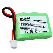 HQRP Battery for Dogtra NCP-175 NCP-180 NCP-200 NCP-202 NCP-210 Collar Receiver