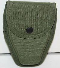 Voodoo Tactical Pouch / Utility / Handcuffs Case / Green SAME-DAY SHIPPING