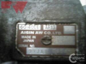 Getriebe Automatik Opel Corsa B  1,2  48kW  Code: 60-40LE  AF13RN  AISIN