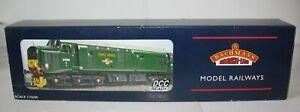BACHMANN 32-375K Class 37  D6990/37114 CAERPHILLY CASTLE, BR Green, Ltd. Ed. BCC