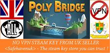 Clave De Vapor Puente De Polietileno Sin VPN región libre de Reino Unido Vendedor